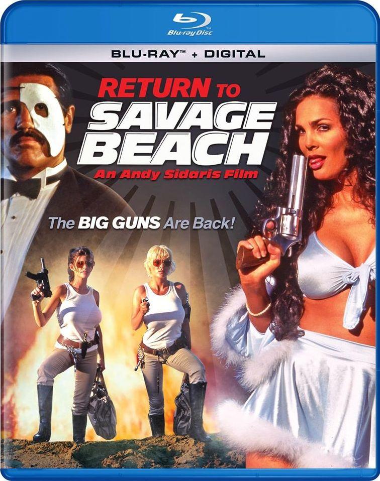 Return To Savage Beach 1998 UNRATED Hindi Dual Audio BluRay 350MB Download