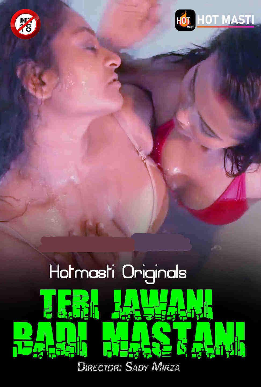 Teri Jawani Badi Mastani 2020 Hindi S01E01 HotMasti Web Series 720p HDRip 160MB Download