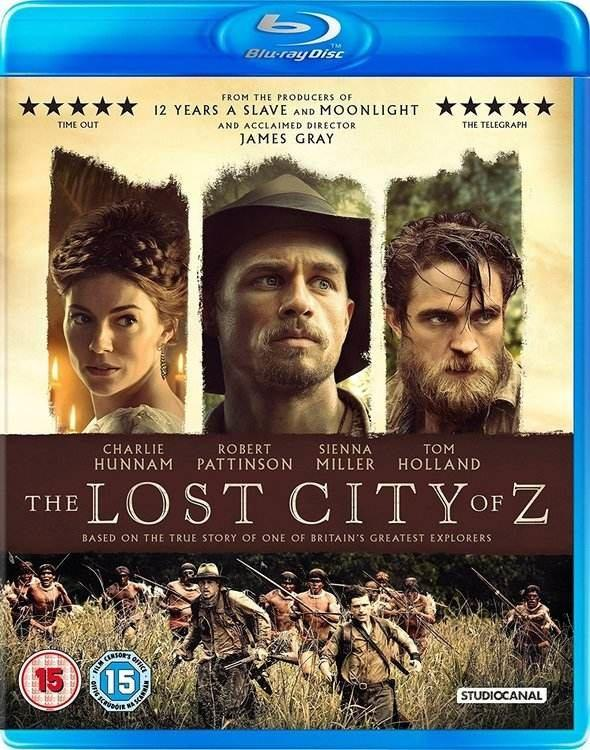 The Lost City of Z 2016 Hindi Dual Audio 720p BluRay 1.1GB Download