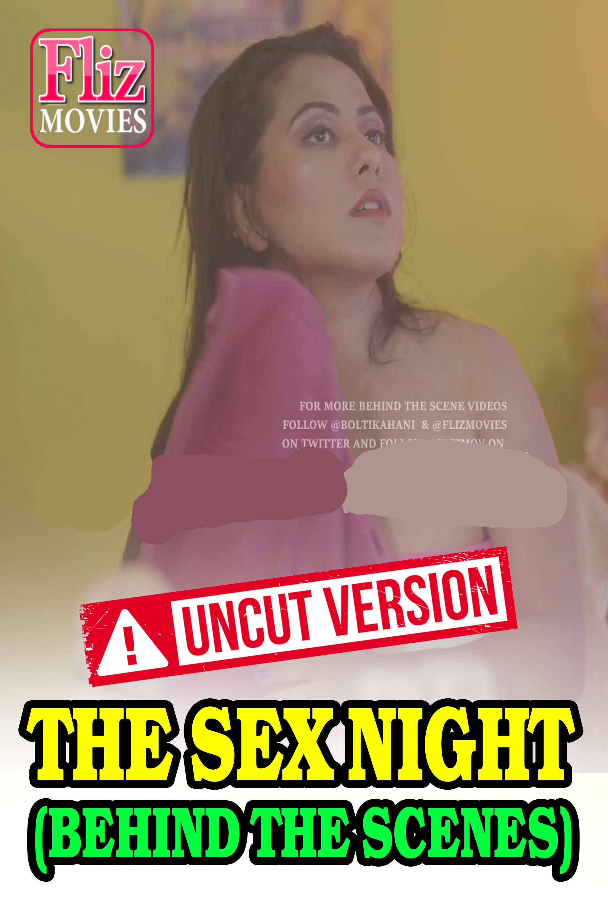 The Sex Night (Behind The Scenes) 2020 Uncut Vers Hindi Flizmovies Web Series 720p HDRip 350MB Download