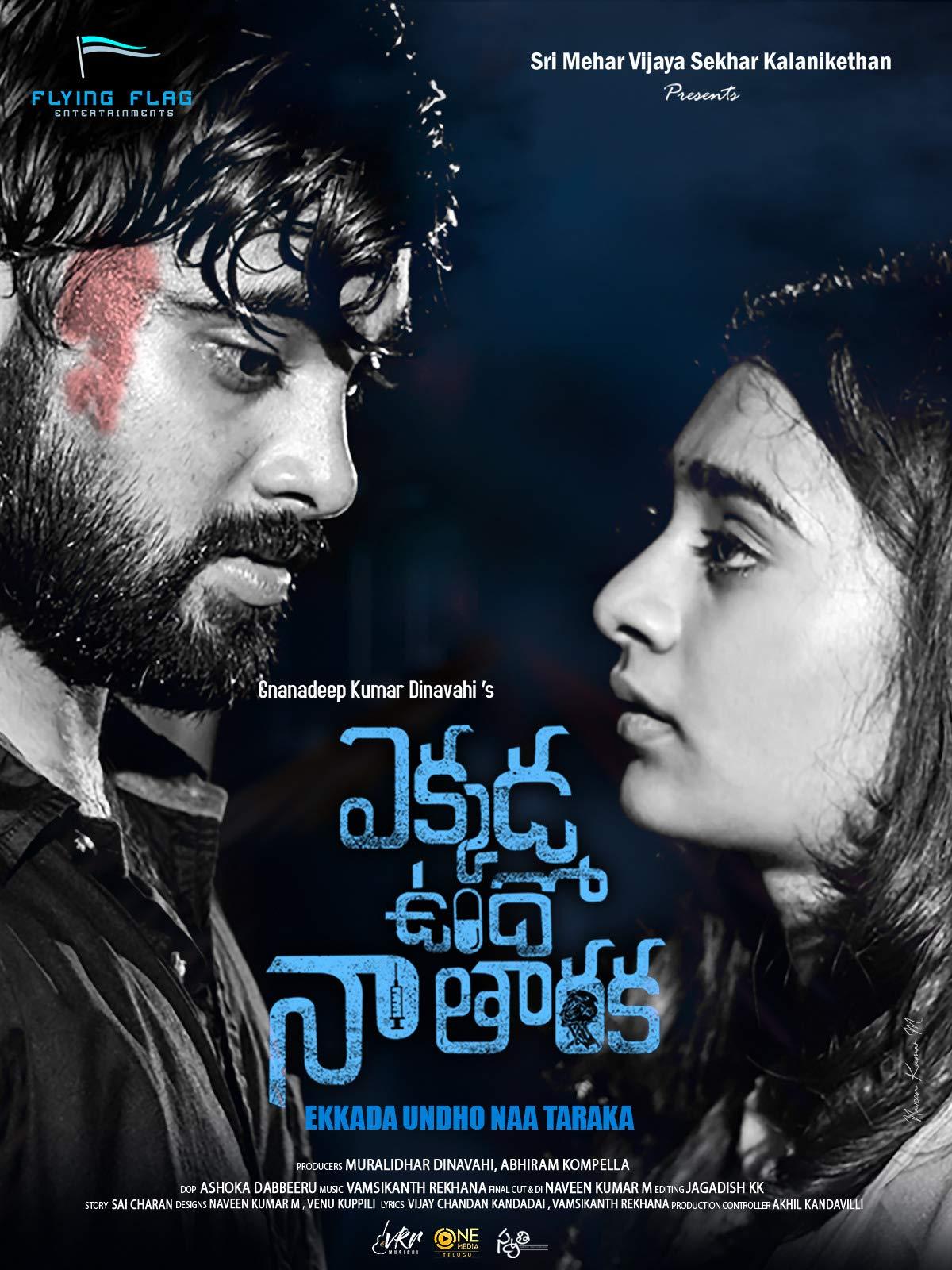 Ekkada Undho Na Taraka 2020 Telugu 720p HDRip 400MB ESub Download