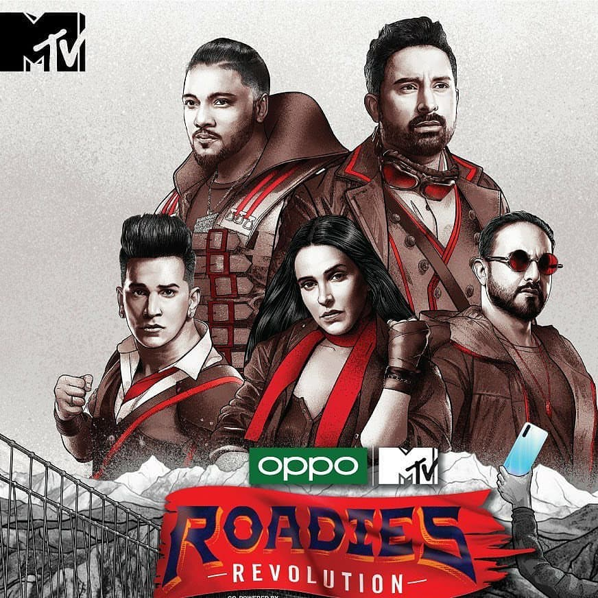 Mtv Roadies Revolution 2020 Hindi (S18-E19) 19 September 2020 720p HDRip 360MB Download