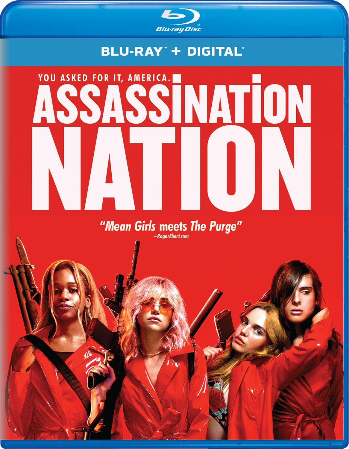 Assassination Nation 2018 Hindi ORG Dual Audio 720p HEVC BluRay 550MB Download