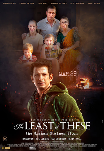 Graham Staines Ek Ankahe Sachhai (The Least Of These) 2020 Hindi 345MB HDRip Download