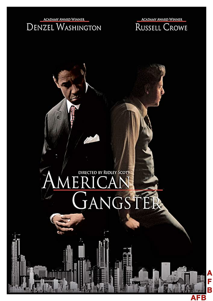 American Gangster 2007 Hindi Dual Audio 648MB BluRay ESub Download
