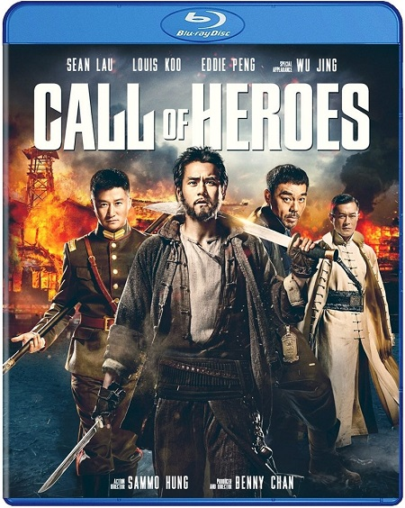 Call of Heroes 2016 Hindi ORG Dual Audio 430MB BluRay ESubs Download