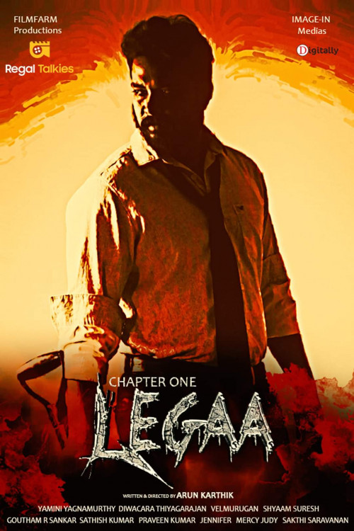 Legaa 2020 Tamil 720p HDRip 300MB Download