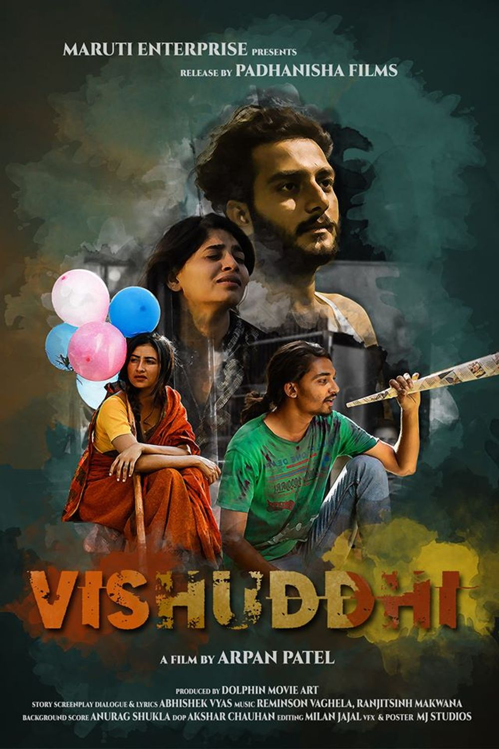 Vishuddhi 2019 Gujarati Full Movie 720p HDRip 900MB ESub Download