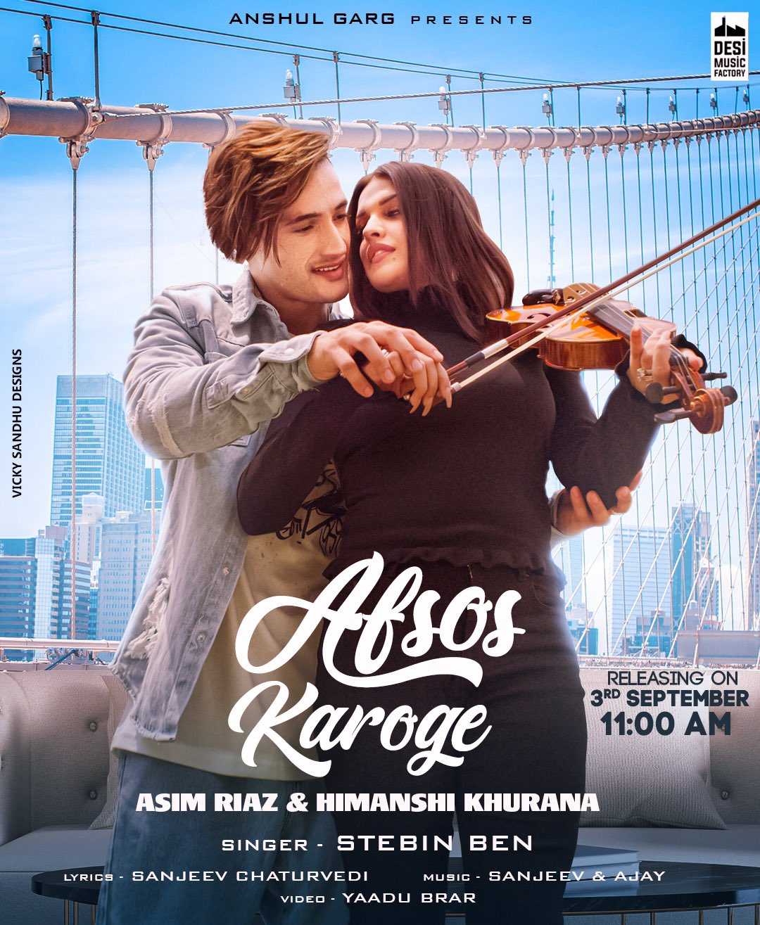 Afsos Karoge By Stebin Ben Official Video Song 1080p HDRip 50MB Download