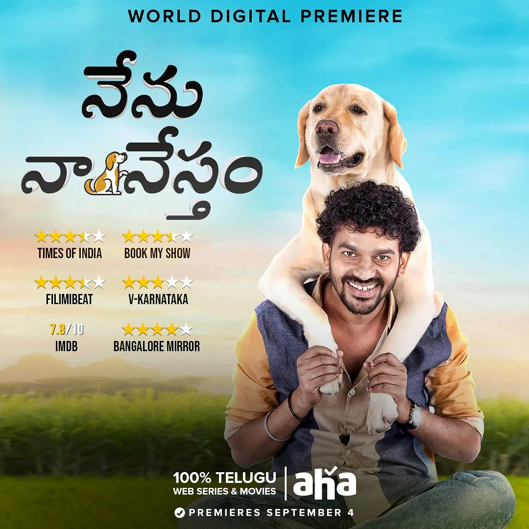 Nenu Naa Nestham 2020 Telugu 400MB HDRip ESub Download