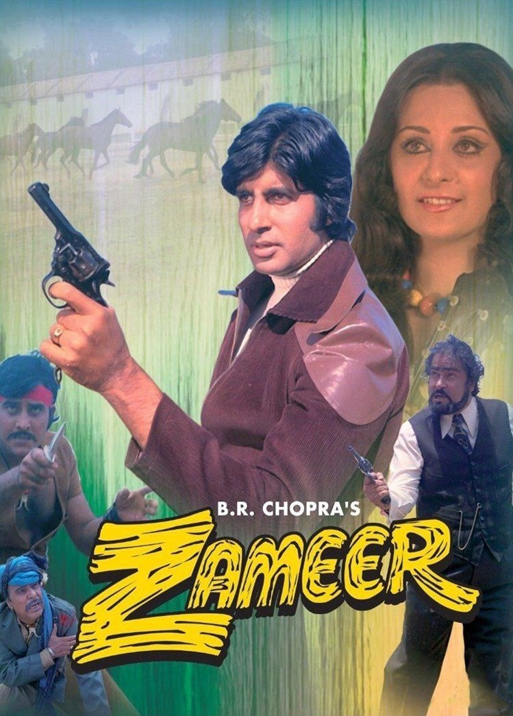 Zameer 1975 Hindi 720p DVDRip ESubs 900MB Download