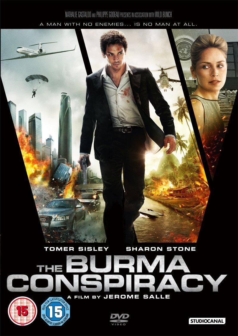 The Burma Conspiracy 2011 Hindi Dual Audio 440MB BluRay ESubs Download
