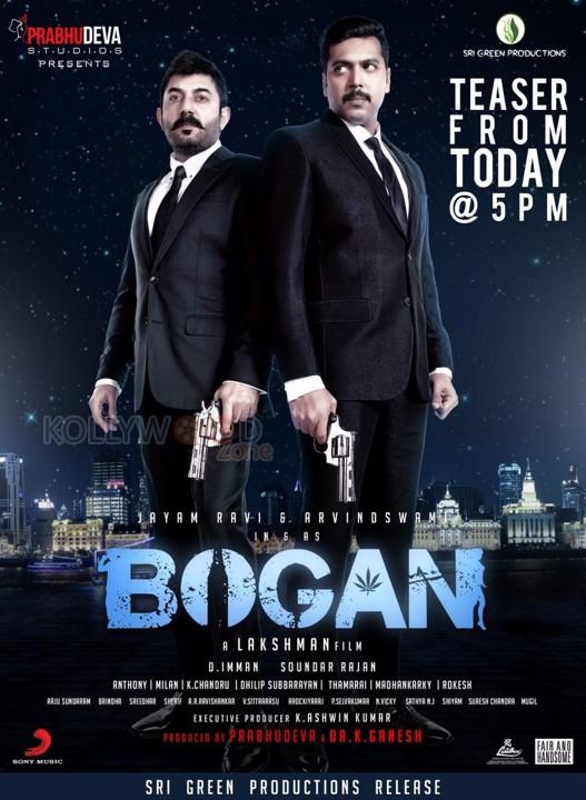 Bogan (2017) Hindi Dubbed 450MB HDRip Download