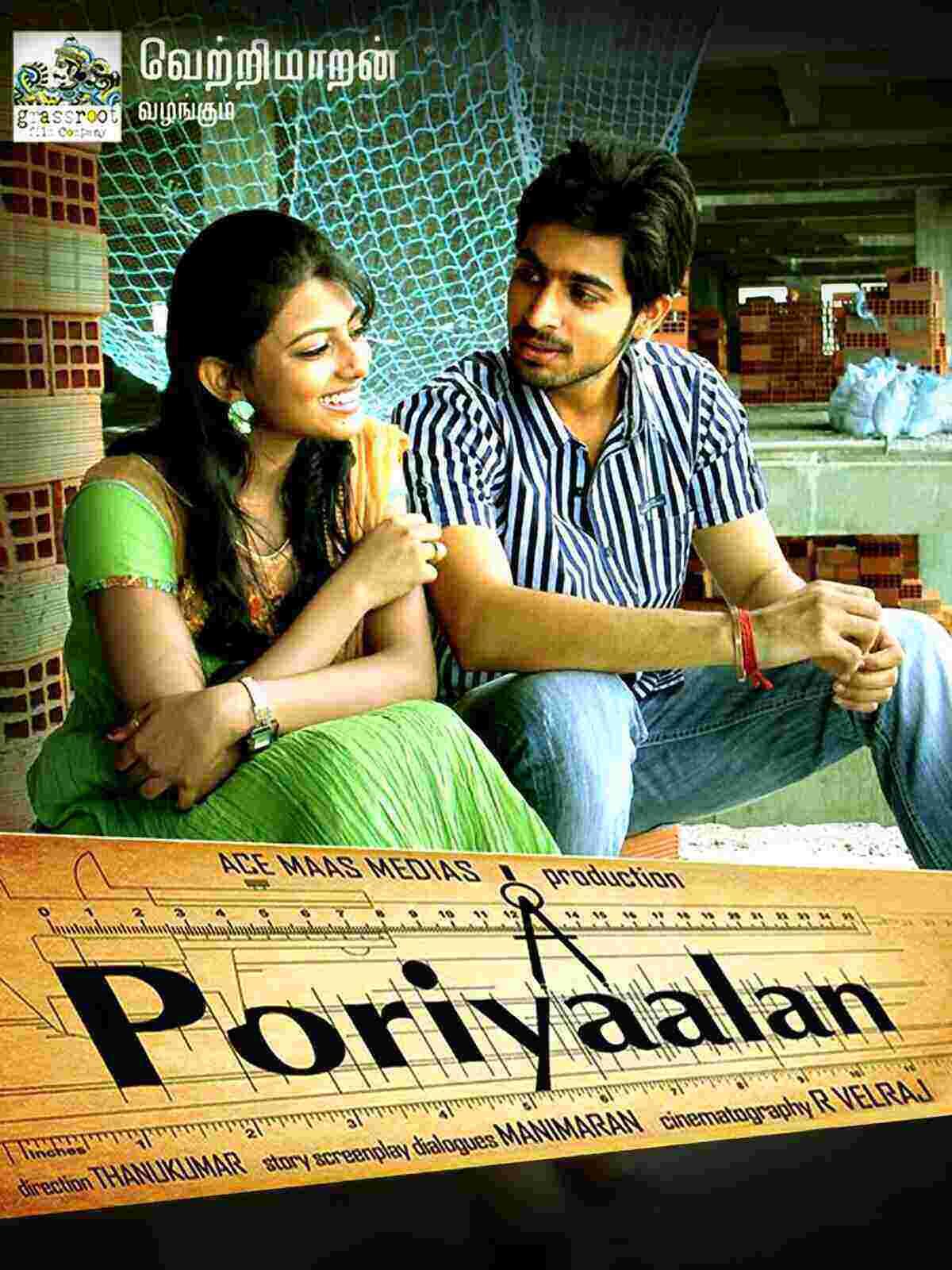 Dhokha (Poriyaalan) 2020 Hindi Dubbed 720p HDRip 700MB x264