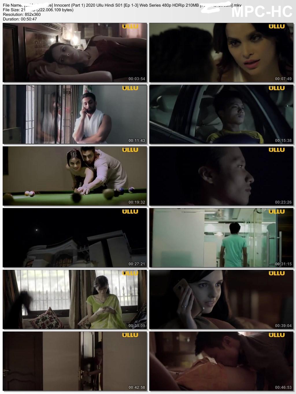 Innocent ullu s01 web Series