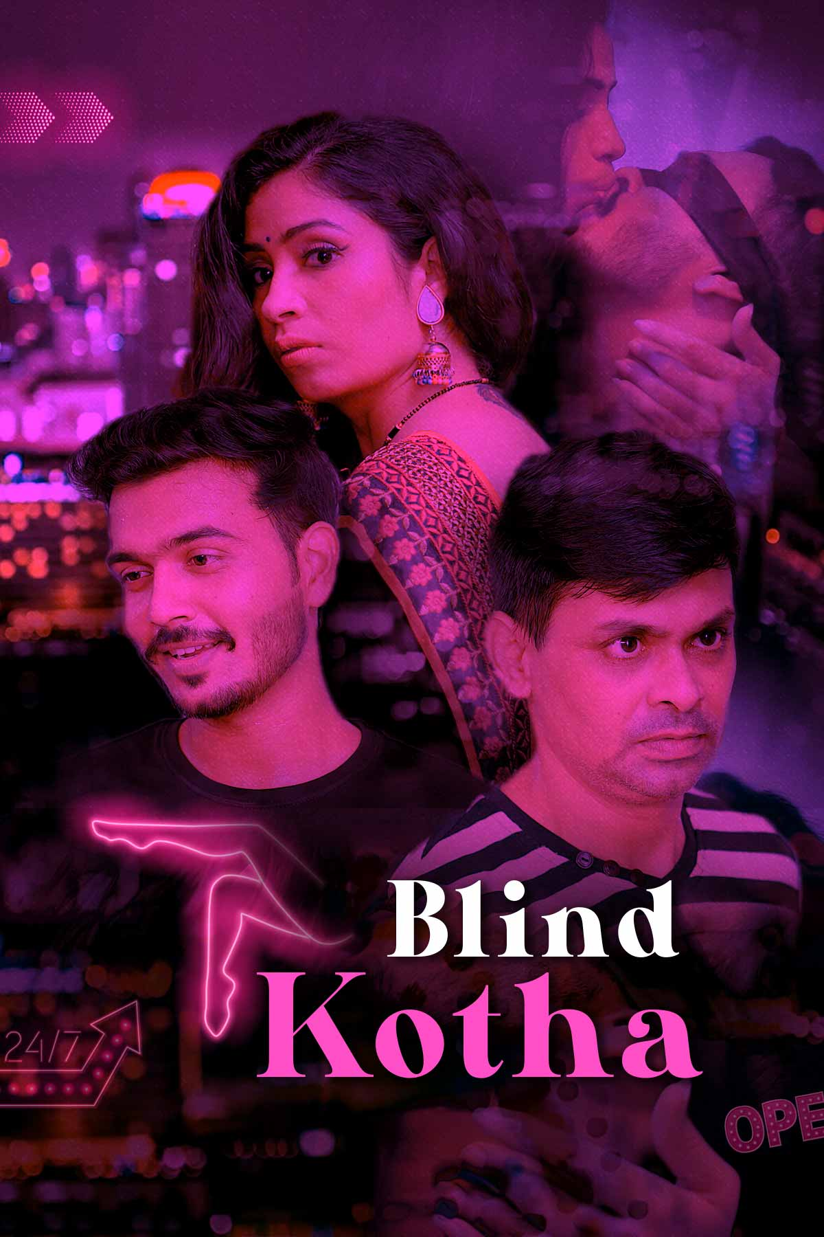 18+ Blind Kotha 2020 S01 Hindi Complete Kooku App Web Series 720p HDRip 300MB x264 AAC
