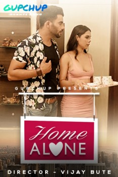 18+ Home Alone 2020 S01EP02 Hindi Gupchup Web Series 720p HDRip 200MB x264 AAC