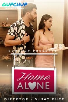 Home Alone 2020 S01EP02 Hindi Gupchup Web Series 720p HDRip 180MB Download