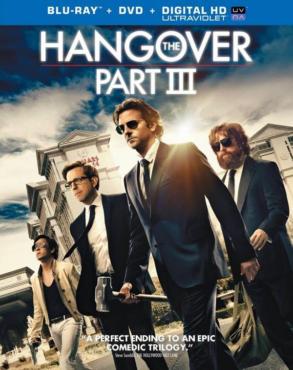 The Hangover Part III (2013) Hindi ORG Dual Audio 400MB UNCUT BluRay 480p ESubs Download