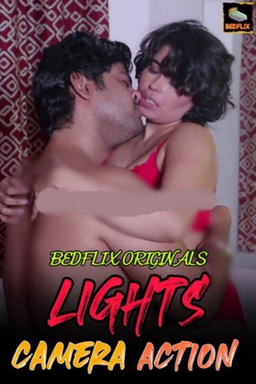 Lights Camera Action 2020 BedFlix Hindi Short Film 720p HD 190MB X264