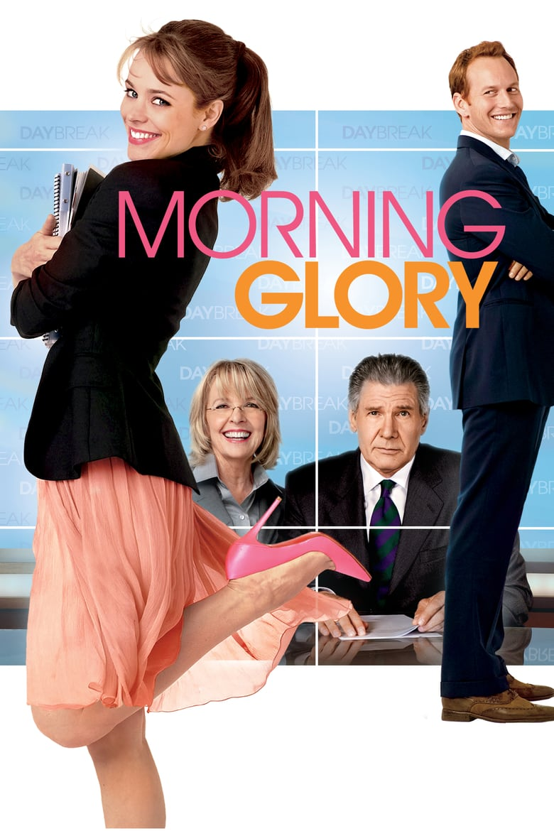 Morning Glory 2010 Hindi ORG Dual Audio 720p BluRay ESubs 780MB Download