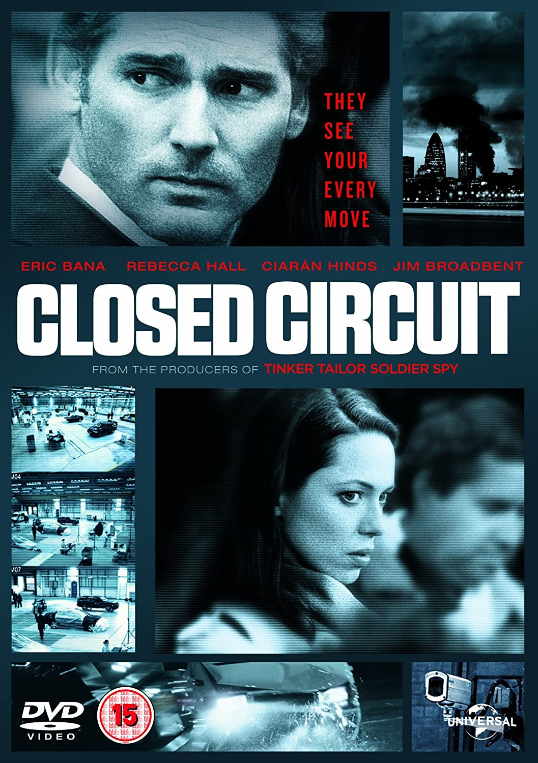 Closed Circuit 2013 Hindi ORG Dual Audio 720p UNCUT BluRay ESubs 800MB x264 AAC