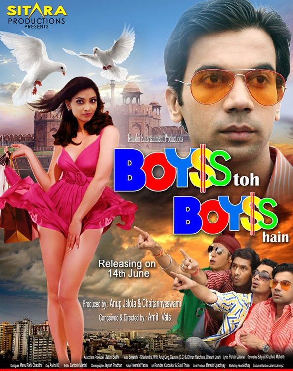 Boyss Toh Boyss Hain 2013 Hindi Movie 480p HDRip 400MB x264 AAC