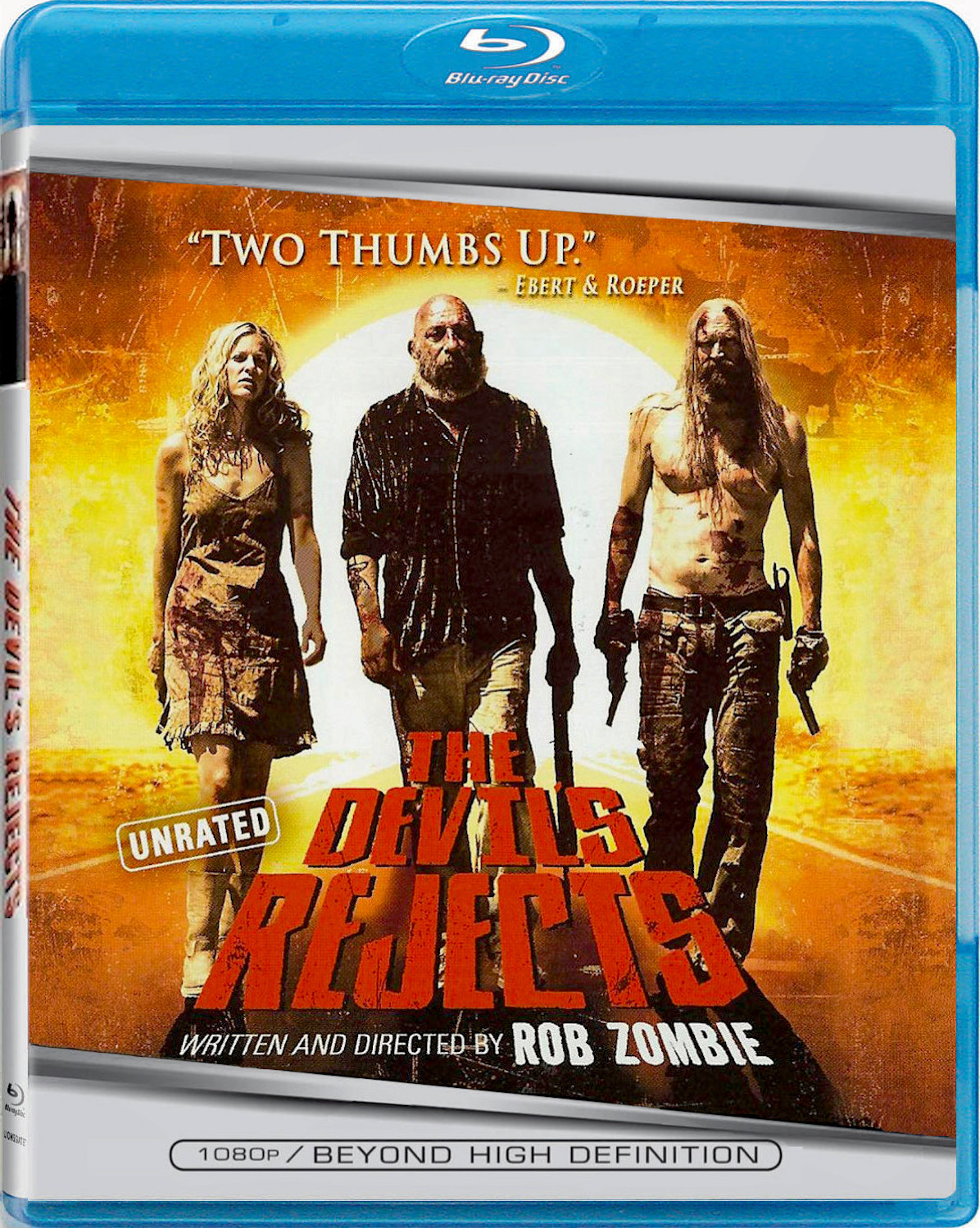 The Devil's Rejects 2005 Hindi Dual Audio 600MB BluRay 720p HEVC x265 ESubs Download
