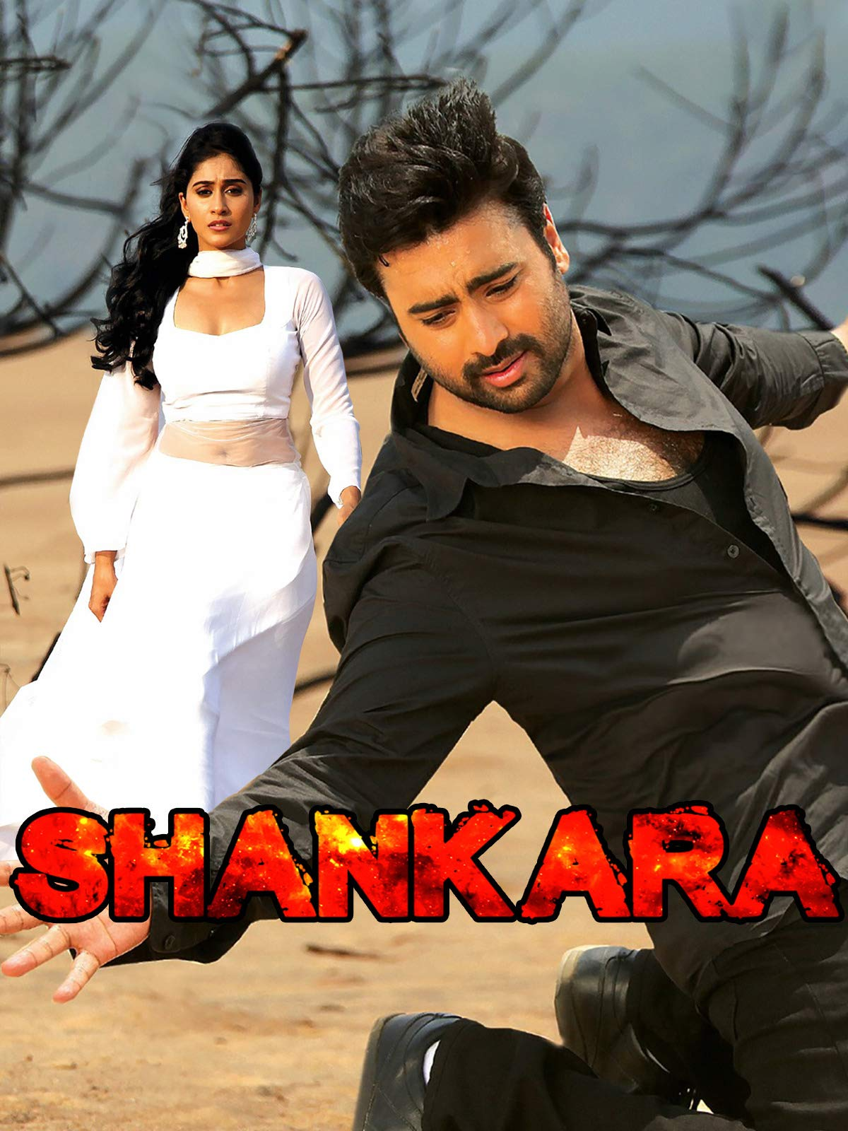 Shankara 2020 Hindi Dubbed Movie 480p HDRip 350MB x264 AAC