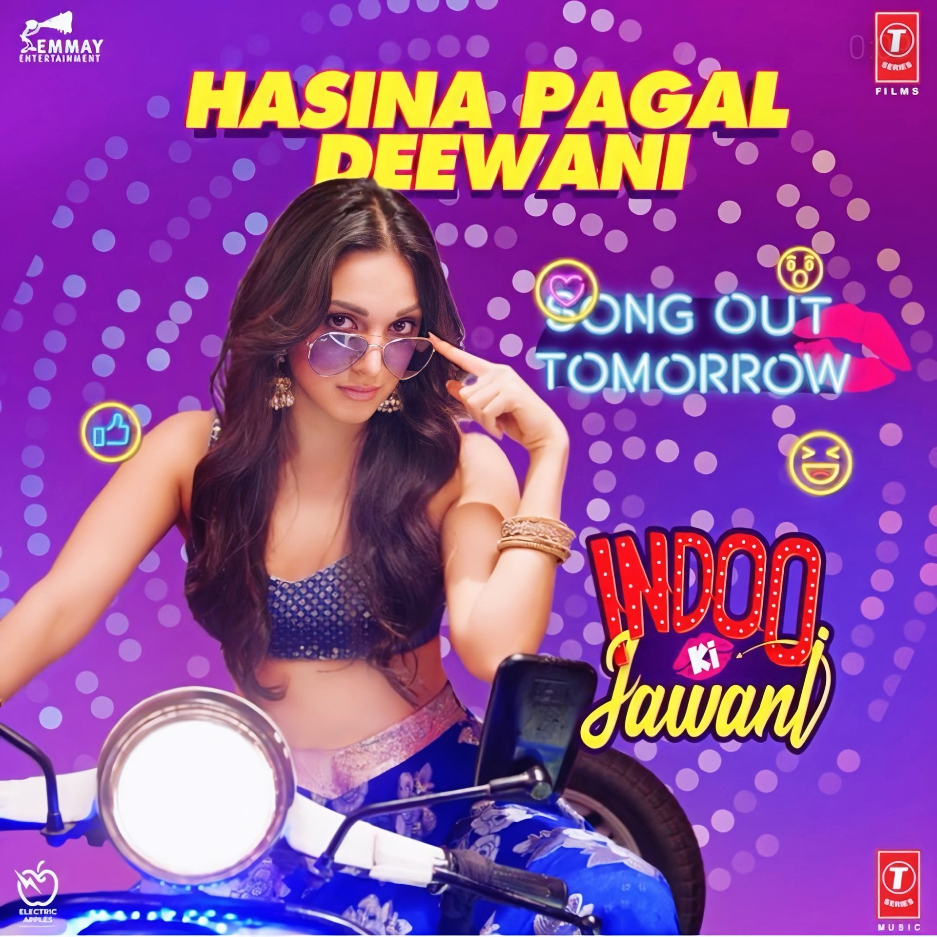 Hasina Pagal Deewani (Indoo Ki Jawani) 2020 Hindi Video Song 1080p HDRip 67MB Download