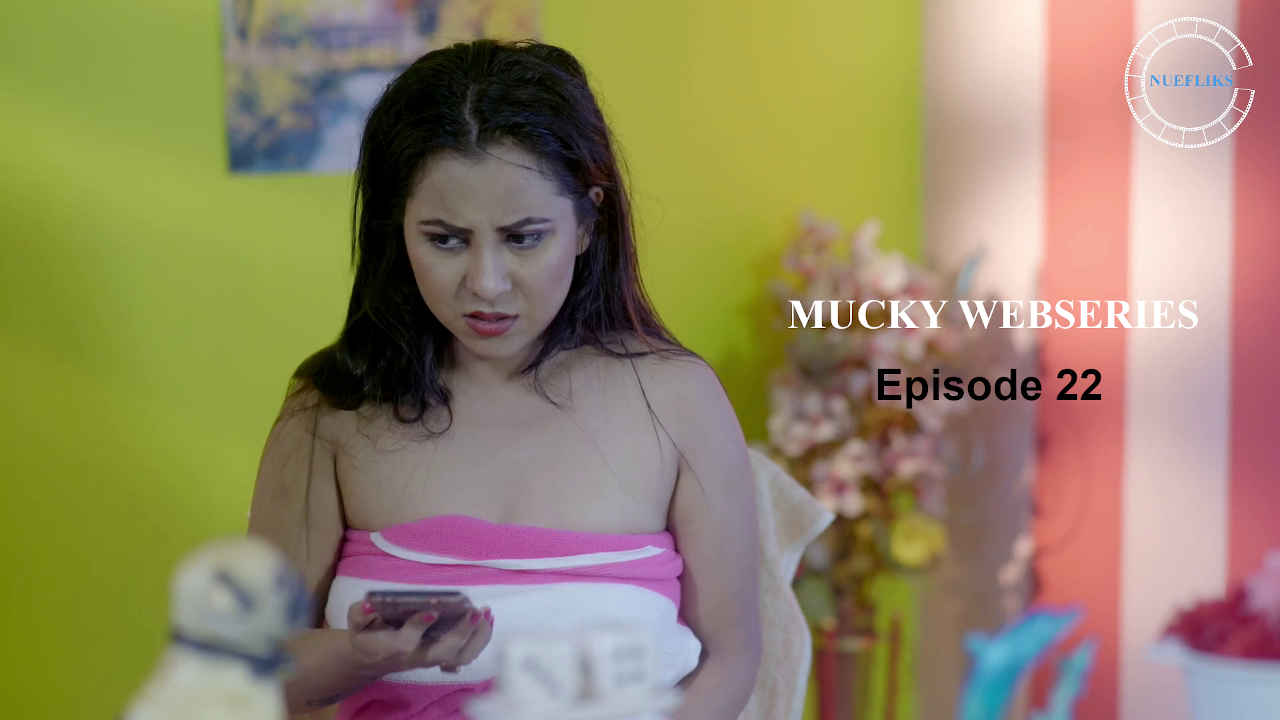 18+ Mucky 2020 S01E22 Hindi Flizmovies Web Series 720p HDRip 150MB x264 AAC