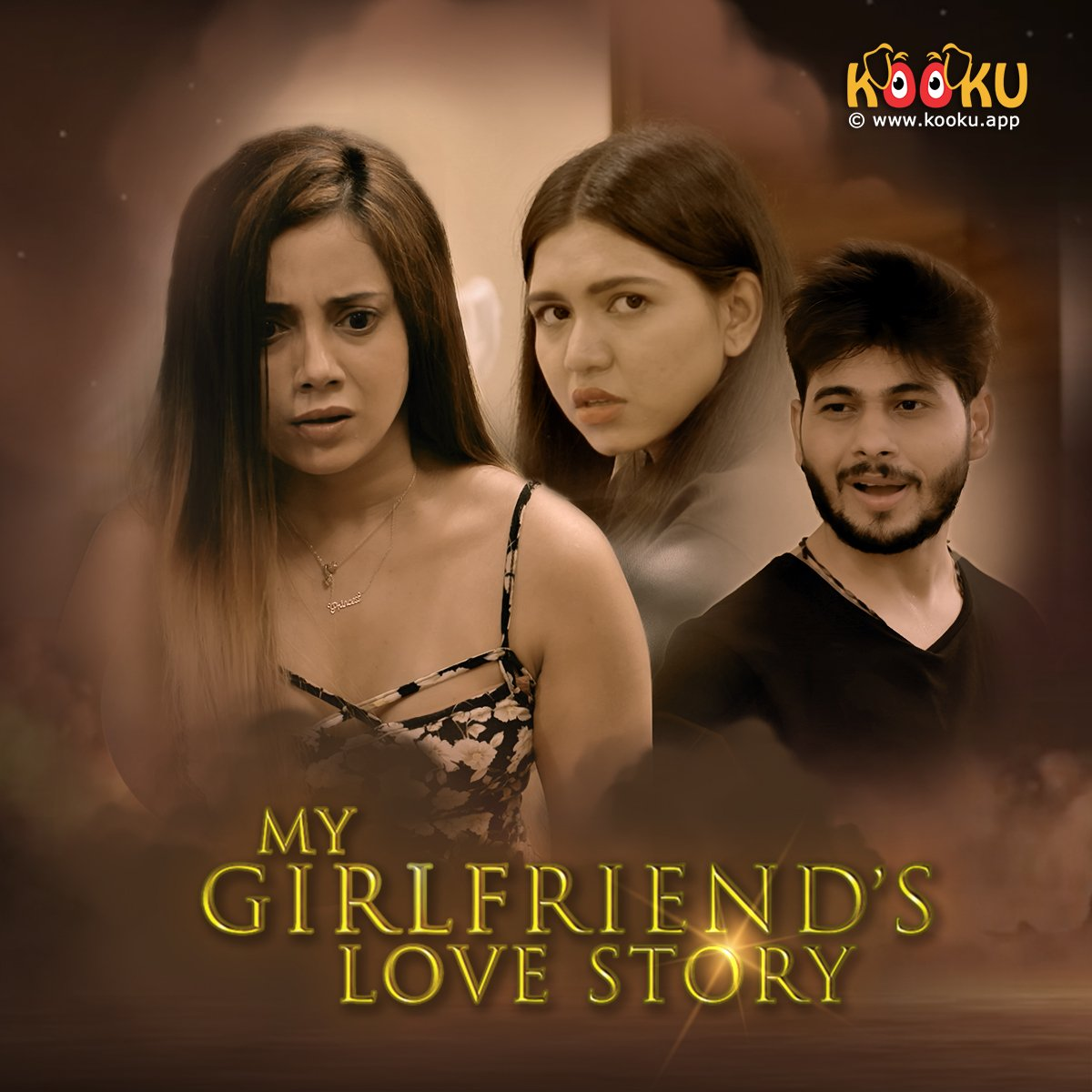 My Girlfriends Love Story 2020 Hindi Complete Kooku App Web Series 720p HDRip 350MB Download