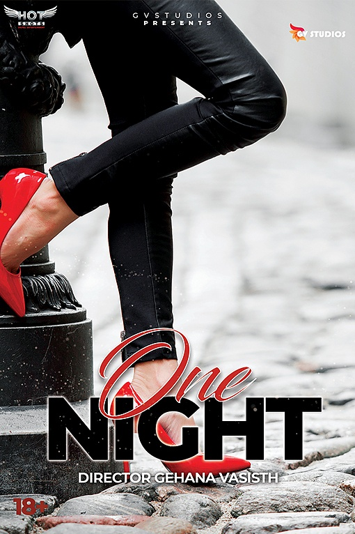 One Night 2020 HotShots Hindi Short Film 720p UNRATED HDRip 120MB Download