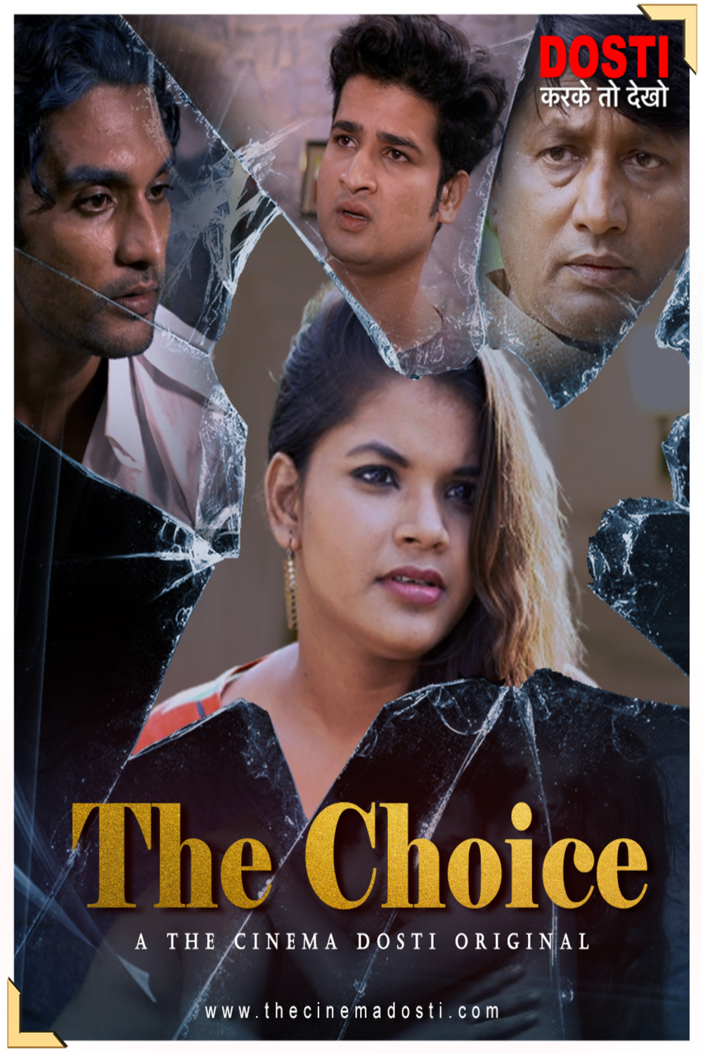 The Choice 2020 CinemaDosti Originals Hindi Short Film 720p HDRip 200MB Download
