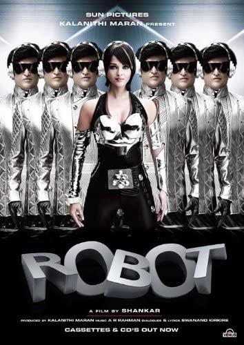 Robot 2010 Hindi 600MB BluRay ESub Download