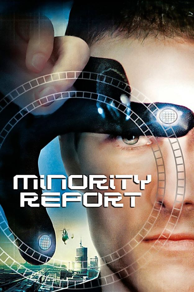 Minority Report 2002 Dual Audio 720p BluRay [Hindi ORG + English] ESubs Download