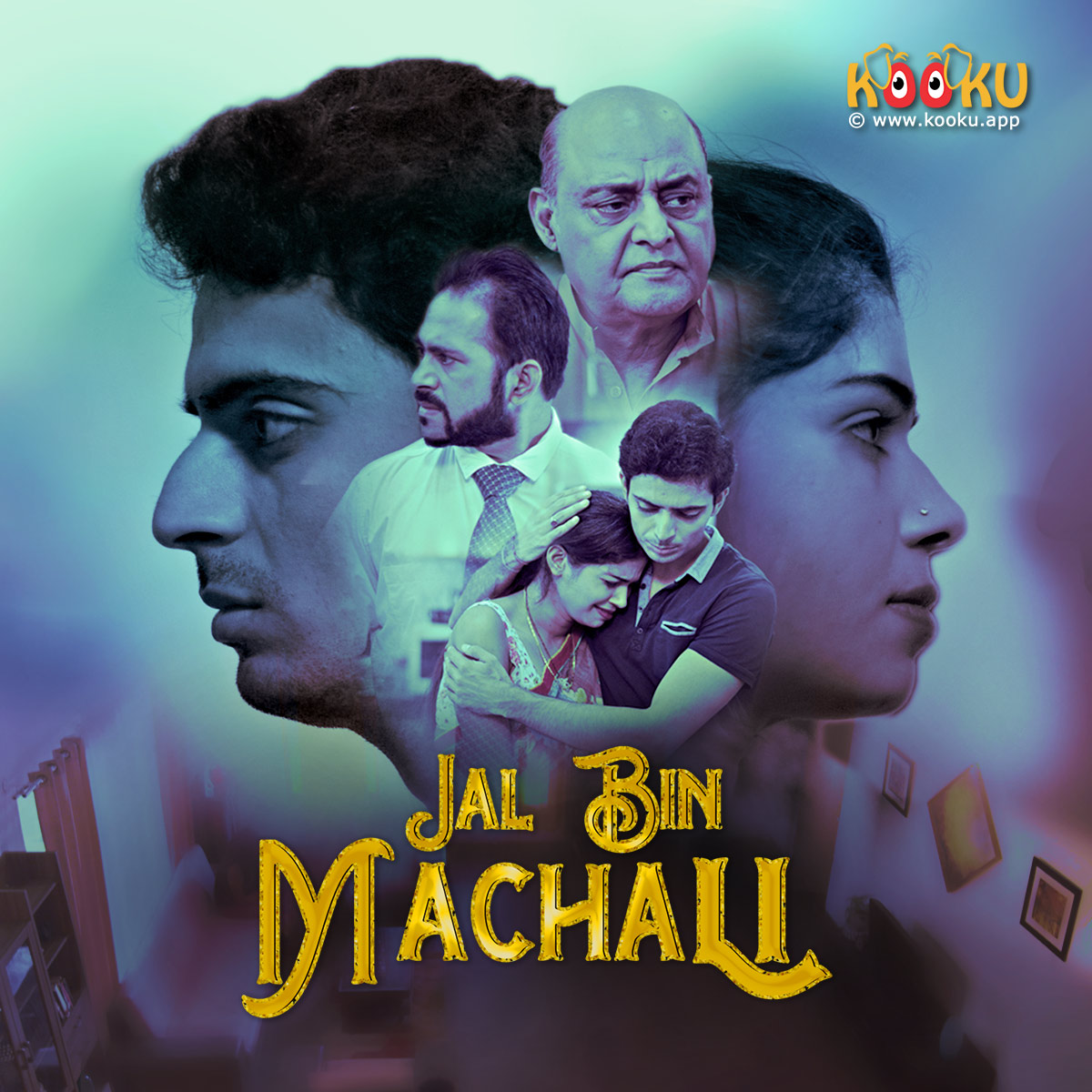Jal Bin Machali 2020 S01 Hindi Kooku App Web Series Official Trailer 720p HDRip Download