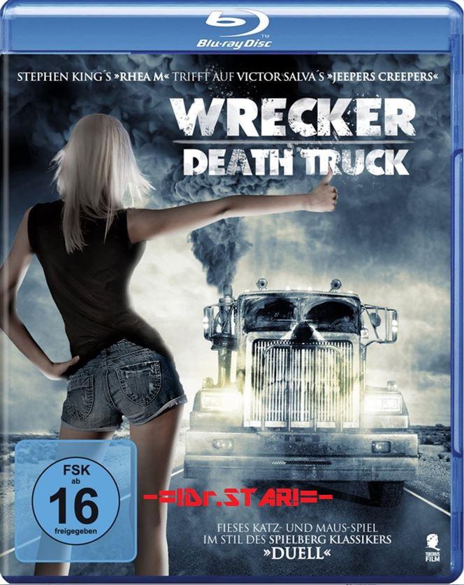 Wrecker 2015 Hindi Dubbed 720p BluRay 1.2GB Download