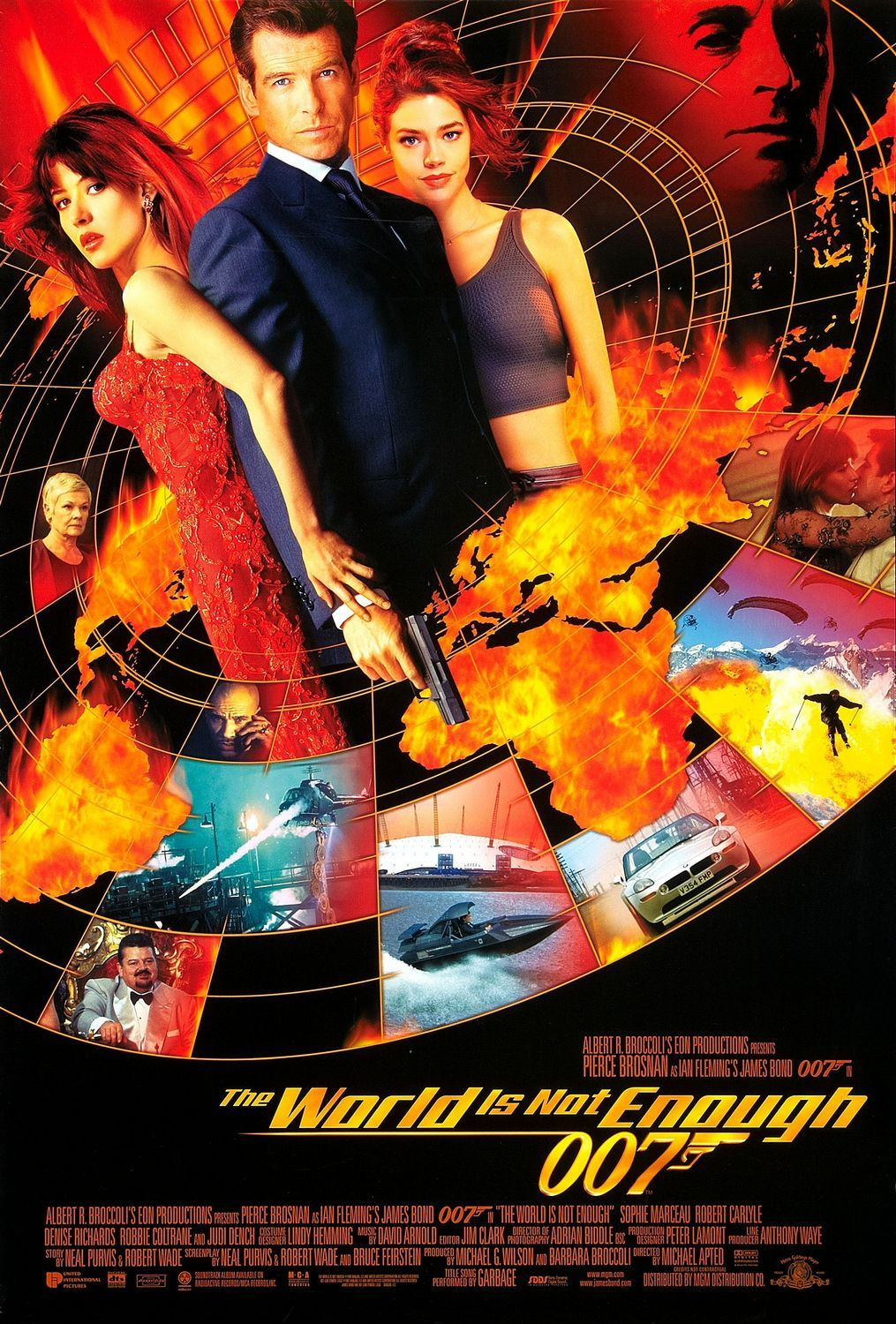 The World Is Not Enough 1999 Hindi Dual Audio 450MB BluRay ESub Download