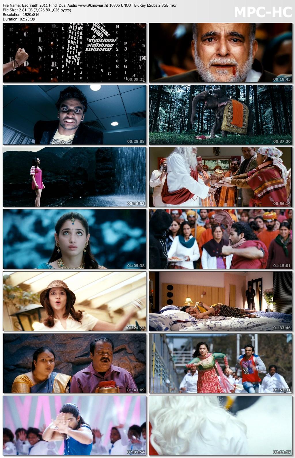 Pyaar Ka Punchnama 2 Movie Dual Audio 720p Download [NEW] Badrinath-2011-Hindi-Dual-Audio-www.9kmovies.fit-1080p-UNCUT-BluRay-ESubs-2.8GB.mkv_thumbs