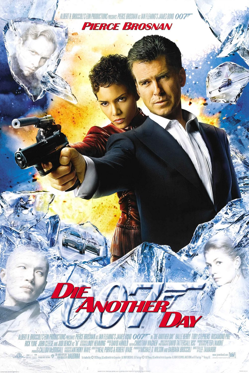 Die Another Day 2002 Hindi Dual Audio 450MB BluRay ESub Download
