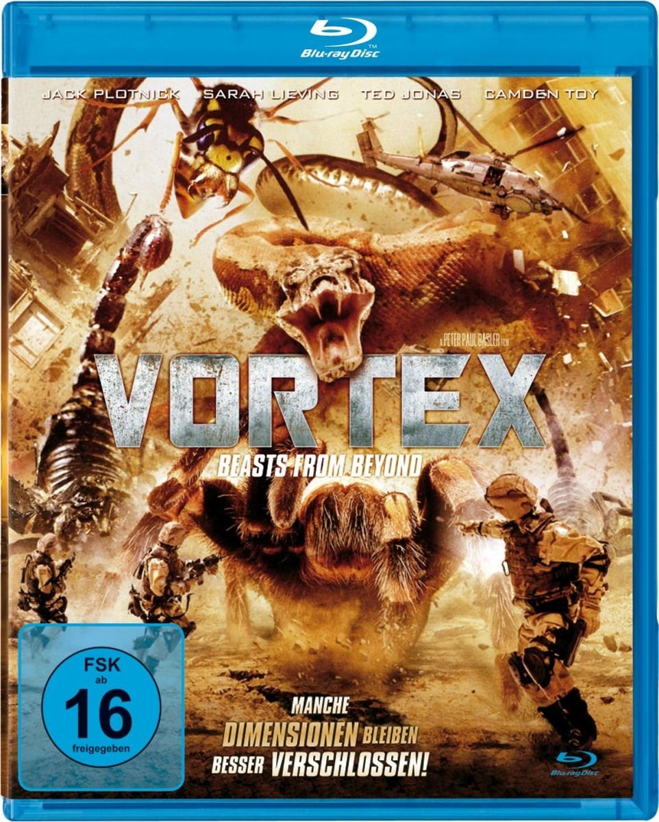 Vortex: Beasts from Beyond 2012 Dual Audio 720p BluRay [Hindi ORG + English] Download