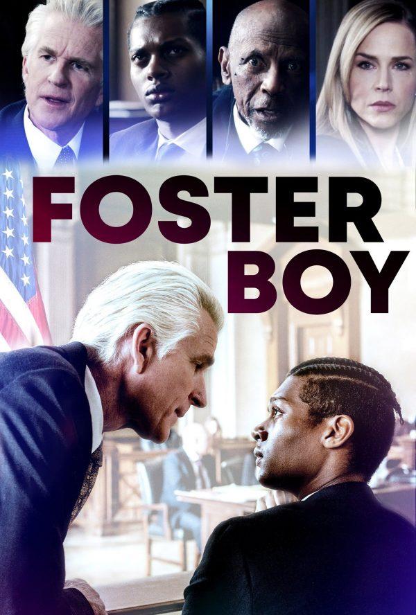 Foster Boy 2020 English 720p HDRip 800MB Download