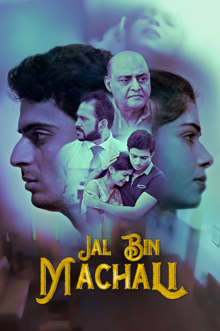 18+ Jal Bin Machali 2020 S01 Hindi Hot Web Series 720p HDRip 900MB | 350MB x264 AAC