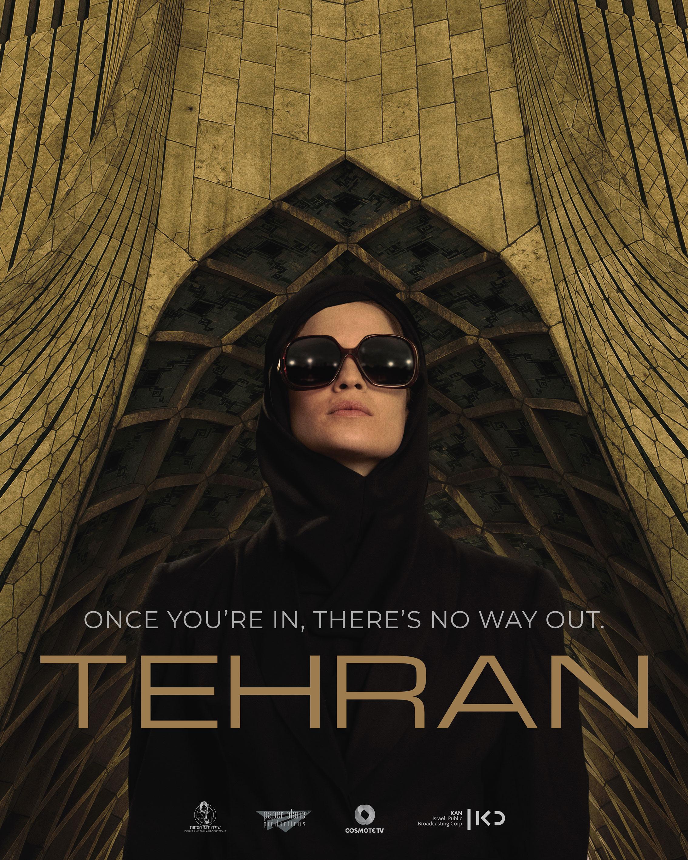 Tehran S01 2020 English TV Series (EP01-03) 450MB HDRip Download