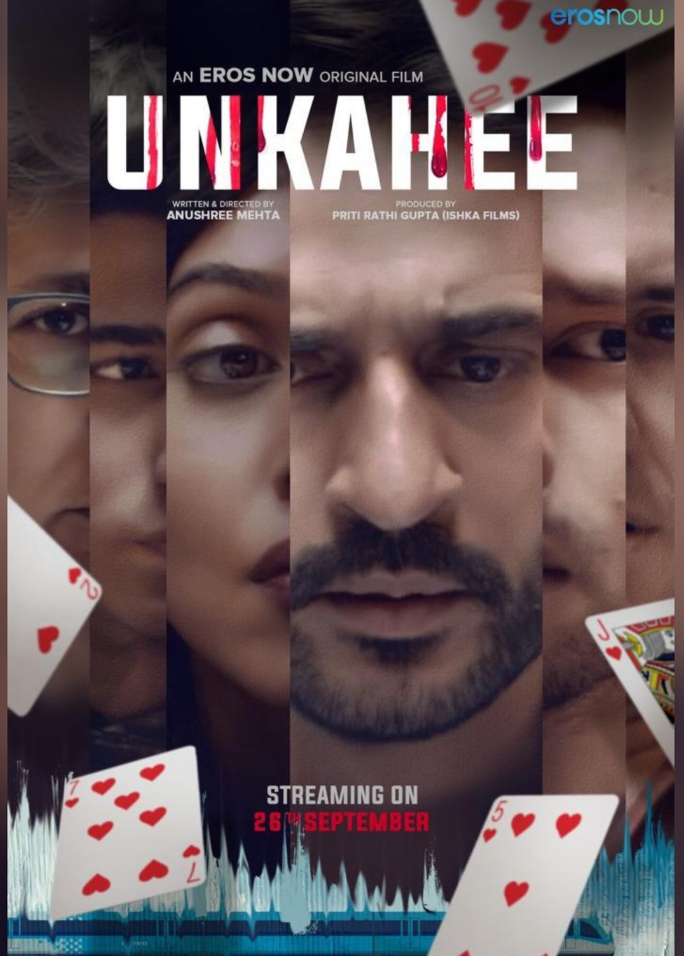 Unkahee 2020 Hindi 720p ErosNow HDRip 300MB ESubs Download