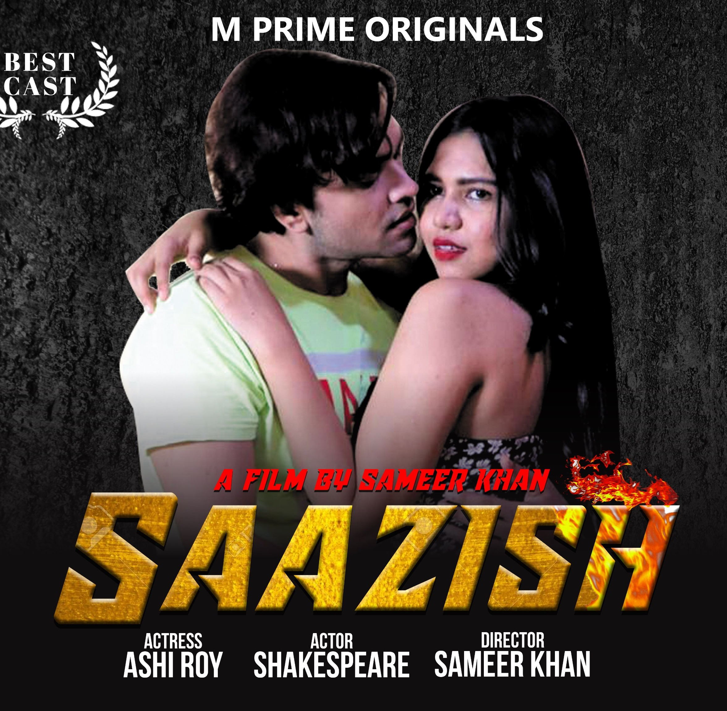 18+ Saazish 2020 MPrime Originals Hindi Short Film 720p HDRip 200MB x264 AAC