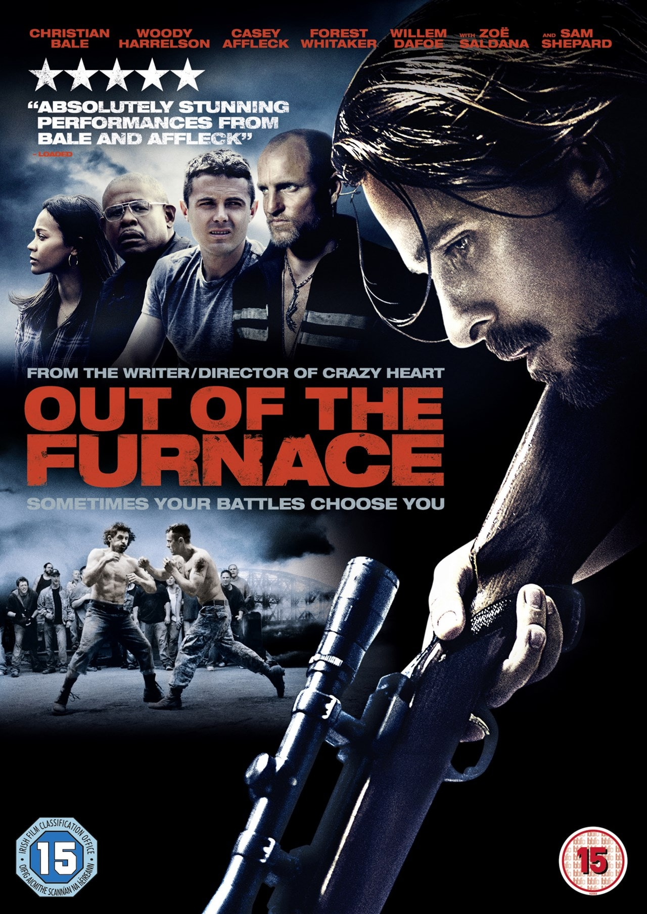 Out of the Furnace 2013 Hindi ORG Dual Audio 400MB BluRay ESub Download