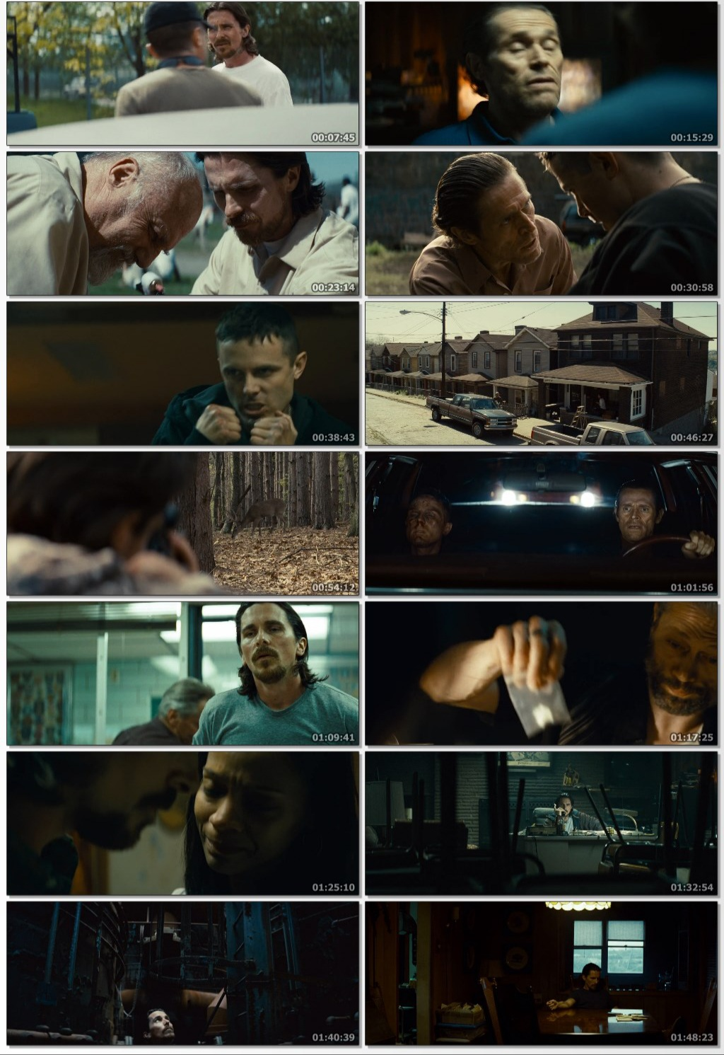 Out of the Furnace 2013 Hindi ORG Audio