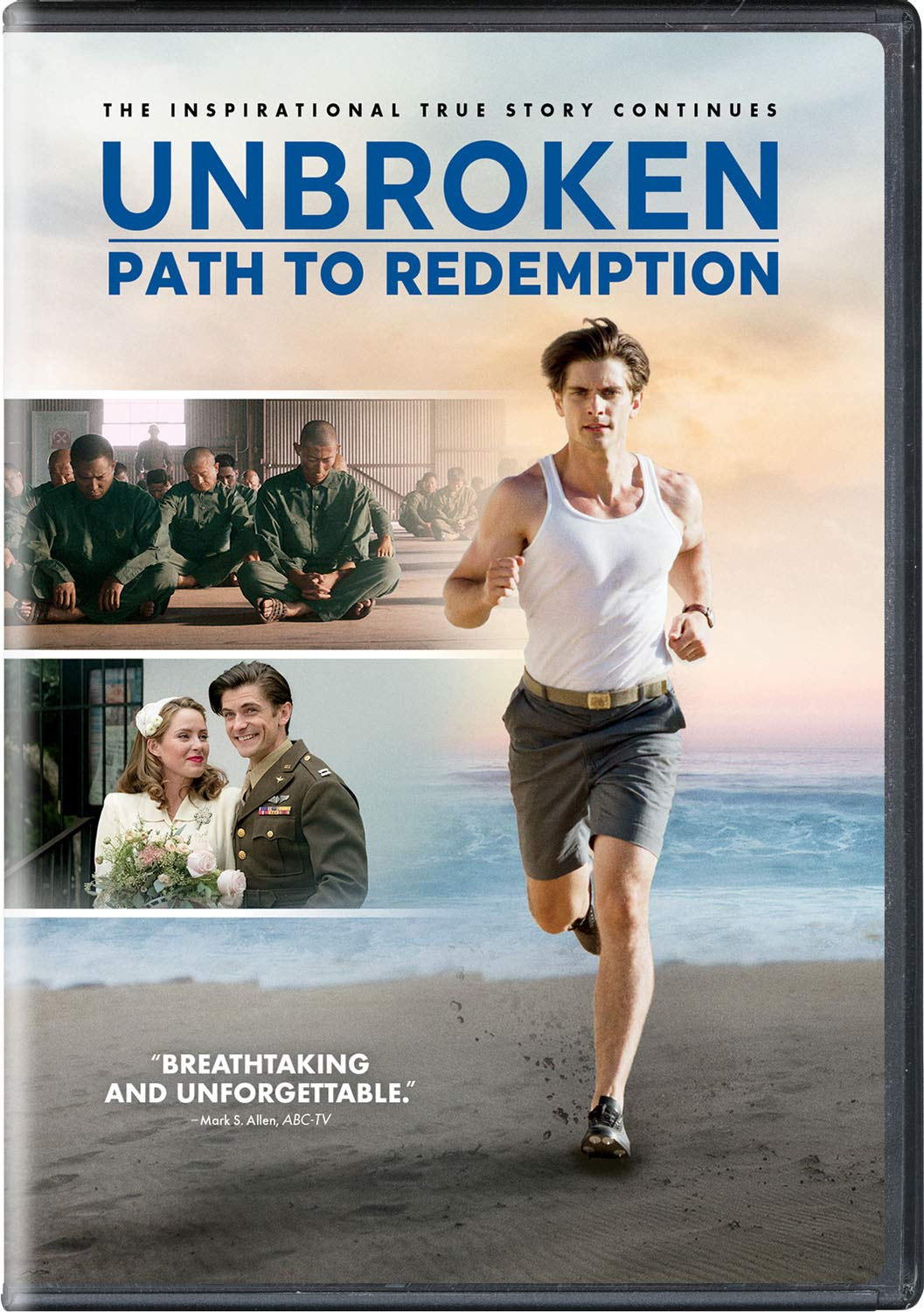 Unbroken: Path to Redemption 2018 Hindi ORG Dual Audio 350MB BluRay Download